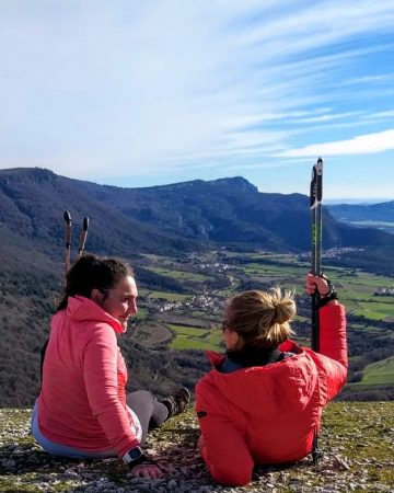 Nordic Walking perfeccionamiento